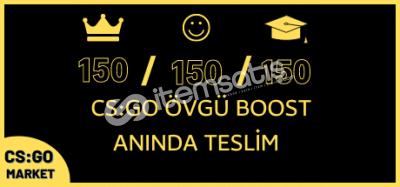 450 ADET ÖVGÜ BOOST ! ANINDA TESLİMAT !