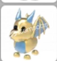Adopt Me (normal Golden Dragon)