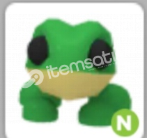 Adopt Me (neon Frog)