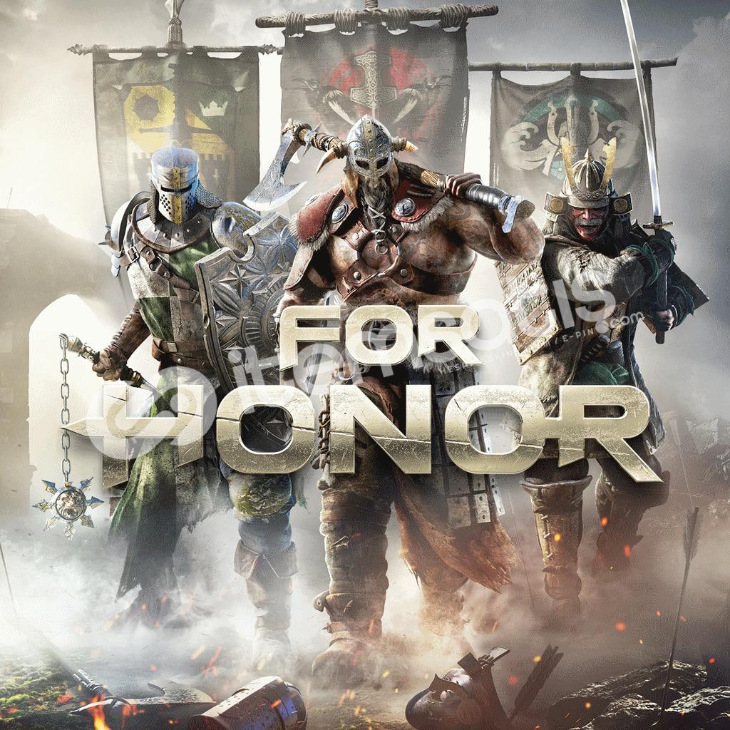 For Honor olan Uplay hesabı