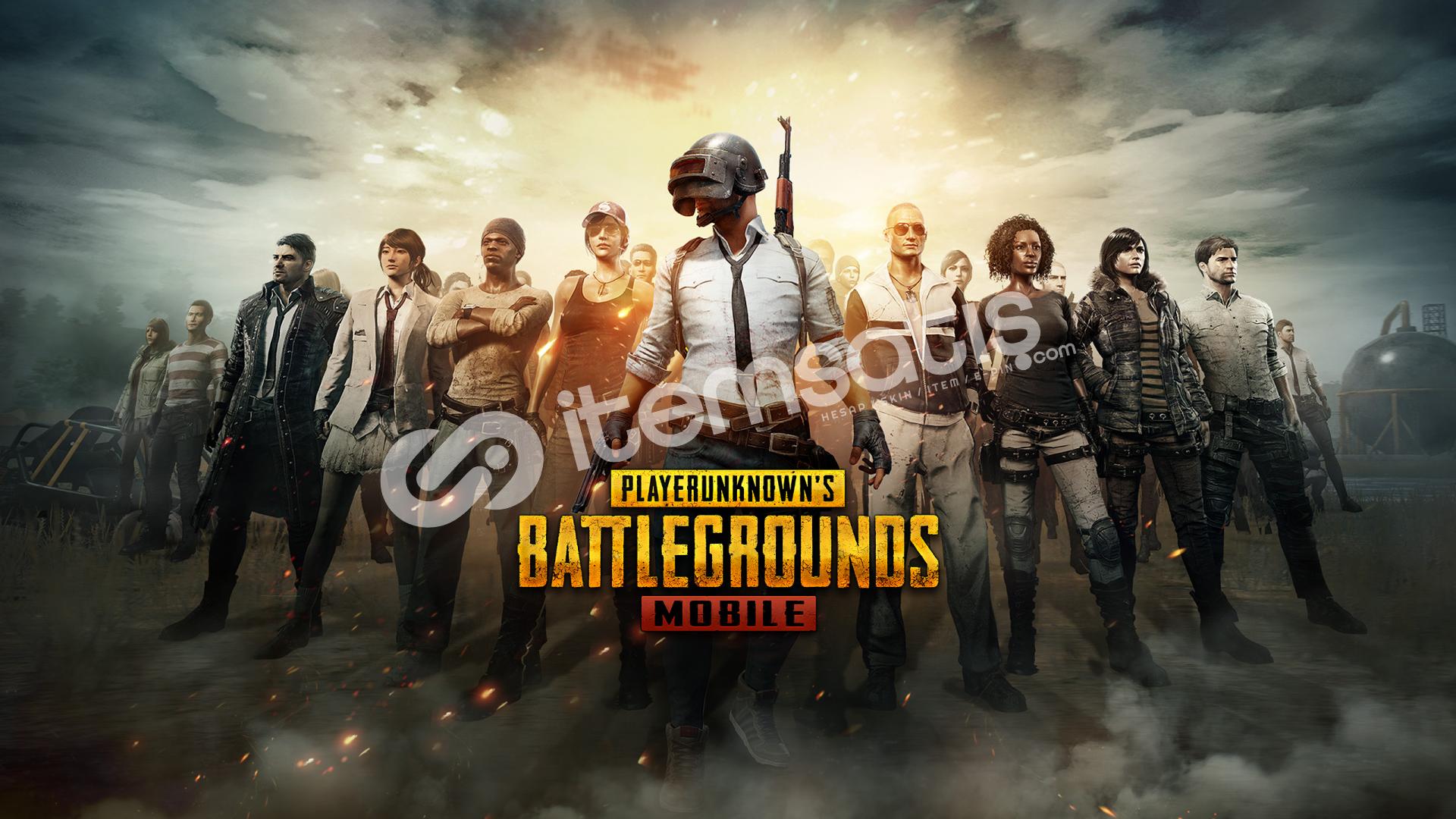 PlayerUnknown's Battlegrounds (PUBG) Bulunan Steam Hesabı