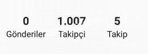 INSTAGRAM 1 K TAKİPÇİ