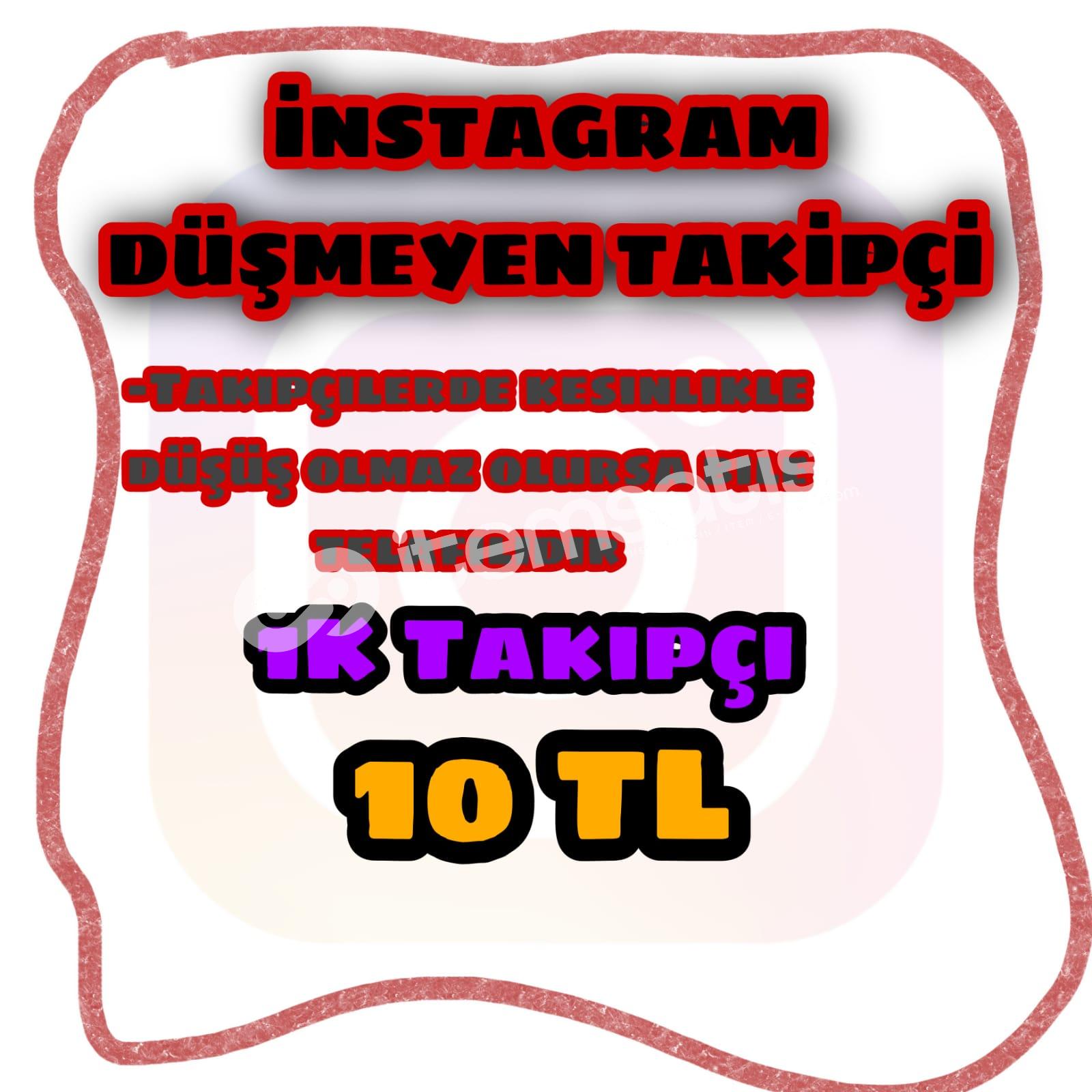 İnstegram 1B takipçi