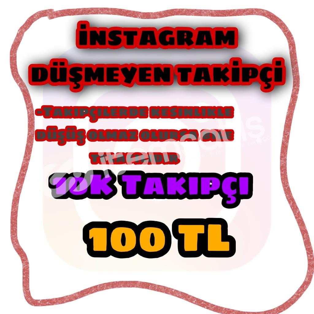 İnstegram 10B takipçi