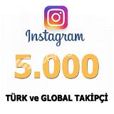 İnstagram 5000 Gerçek Takipçi 35 TL !!!