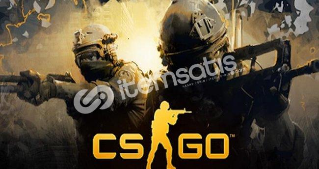 Counter-Strike: Global Offensive Steam Hesap
