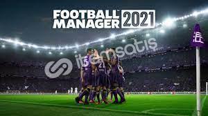 Football Manager 2021 bulunan Steam hesabı