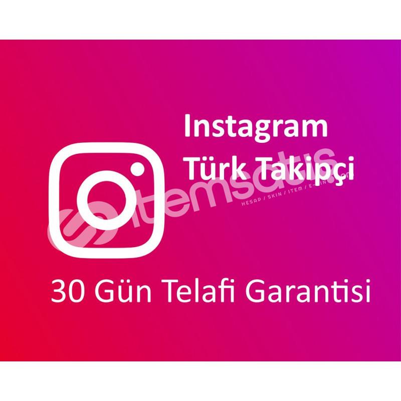İNSTAGRAM TÜRK TAKİPCİ 1K ANINDA TESLİMAT !!!