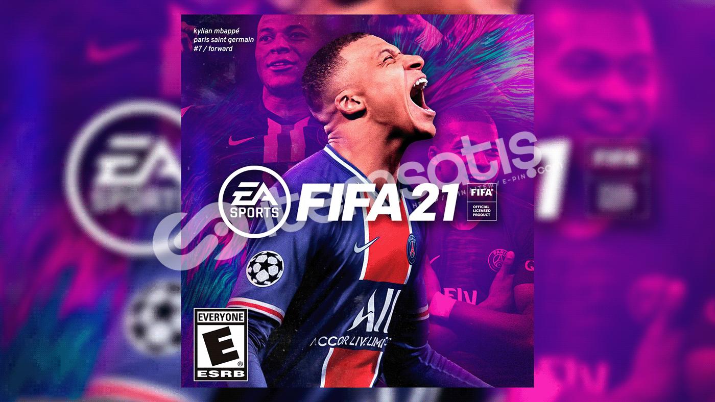 FIFA 21 - ÖMÜR BOYU GARANTİLİ - ORIGIN HESAP