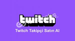Twitch 150 Takipçi