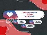 500 Instagram Beğeni Paketi