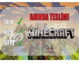 Bilgileri Değişen Minecraft Premium + Garanti.!