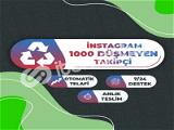 30 GÜN Garanti 1.000 Instagram Takipçi Paketi