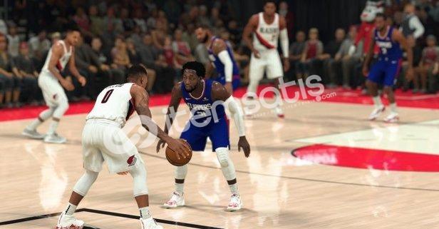 NBA2K21 ₺322.59 kullanılmamış oyun hesabı
