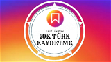 10.000 [TÜRK] Kaydetme Paketi