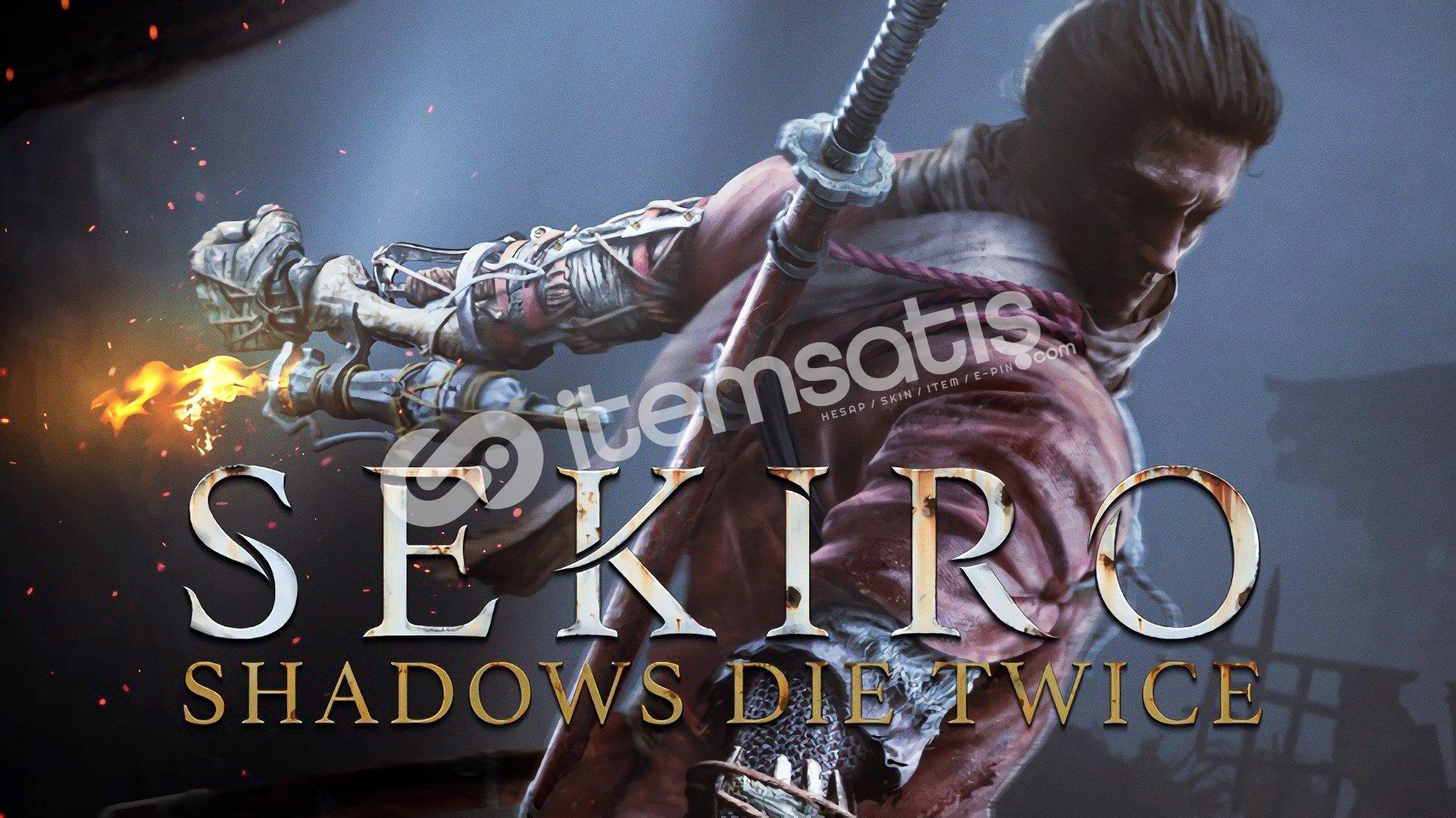 Sekiro: Shadows Die Twice + HEDİYE + GARANTİ