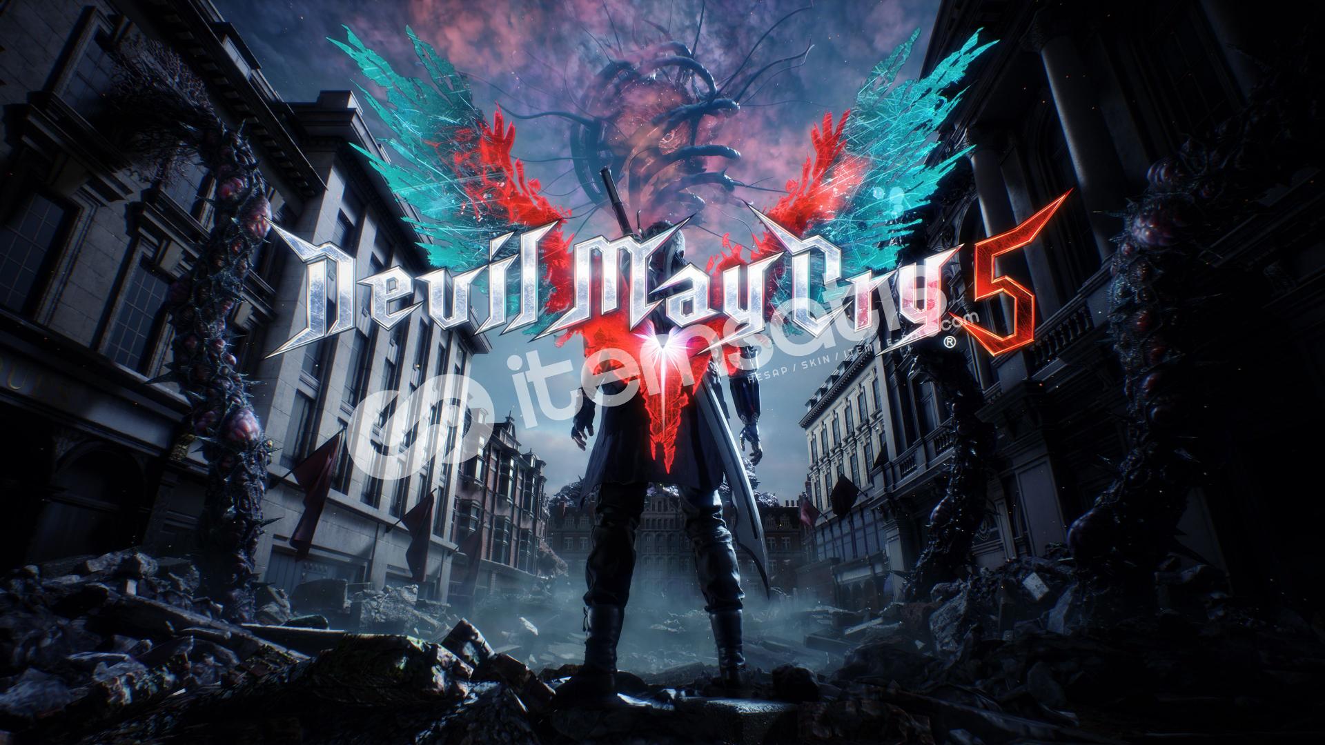 Devil May Cry 5 + GARANTİ
