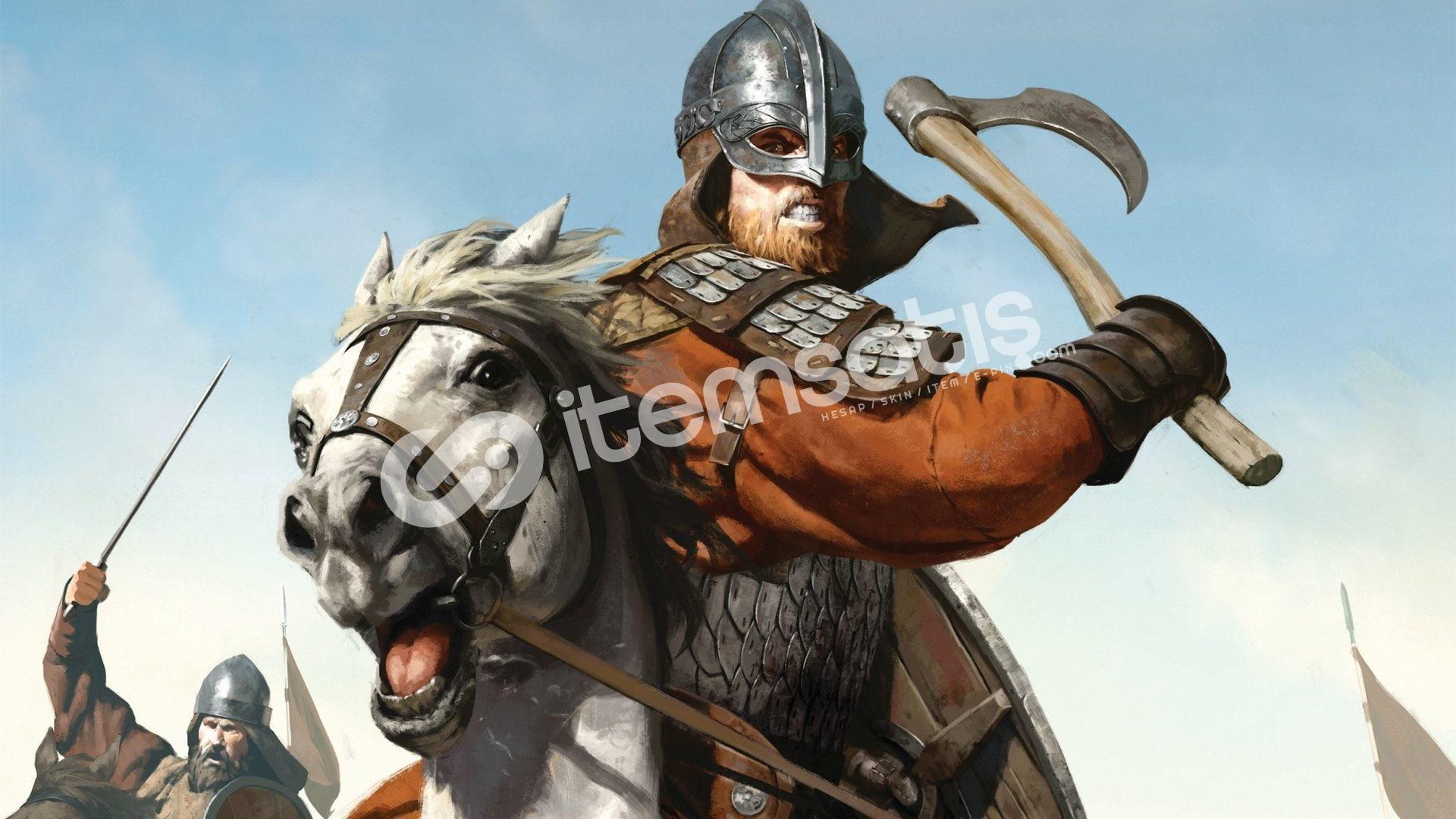 Mount & Blade II: Bannerlord + GARANTİ + GEFORCE NOW DESTEK