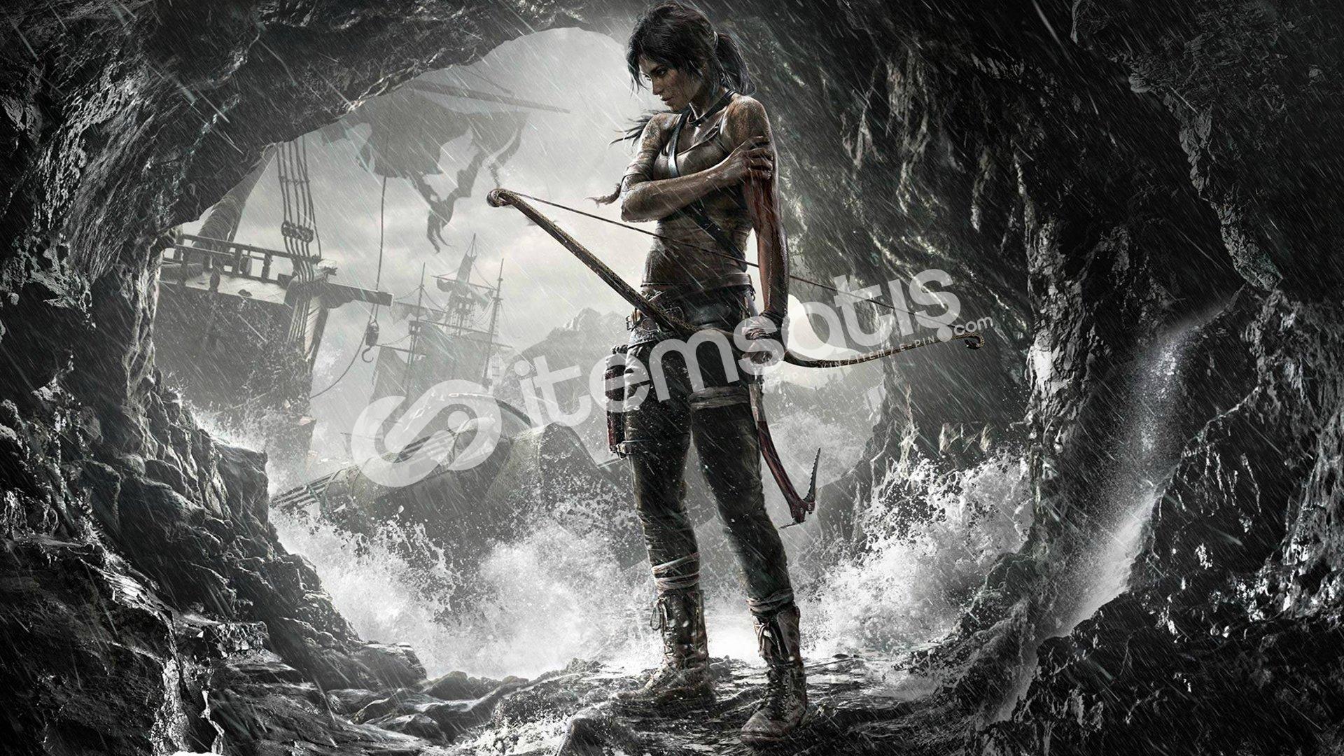 Tomb Raider + HEDİYE + GARANTİ