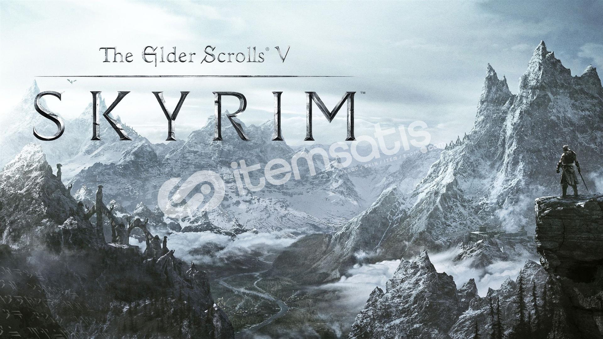 The Elder Scrolls V: Skyrim + Special Edition + GARANTİ