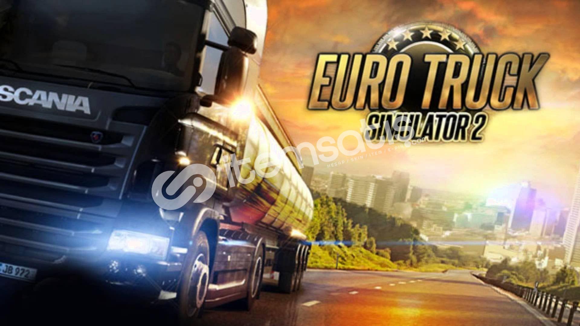 Euro Truck Simulator 2 + GARANTİ