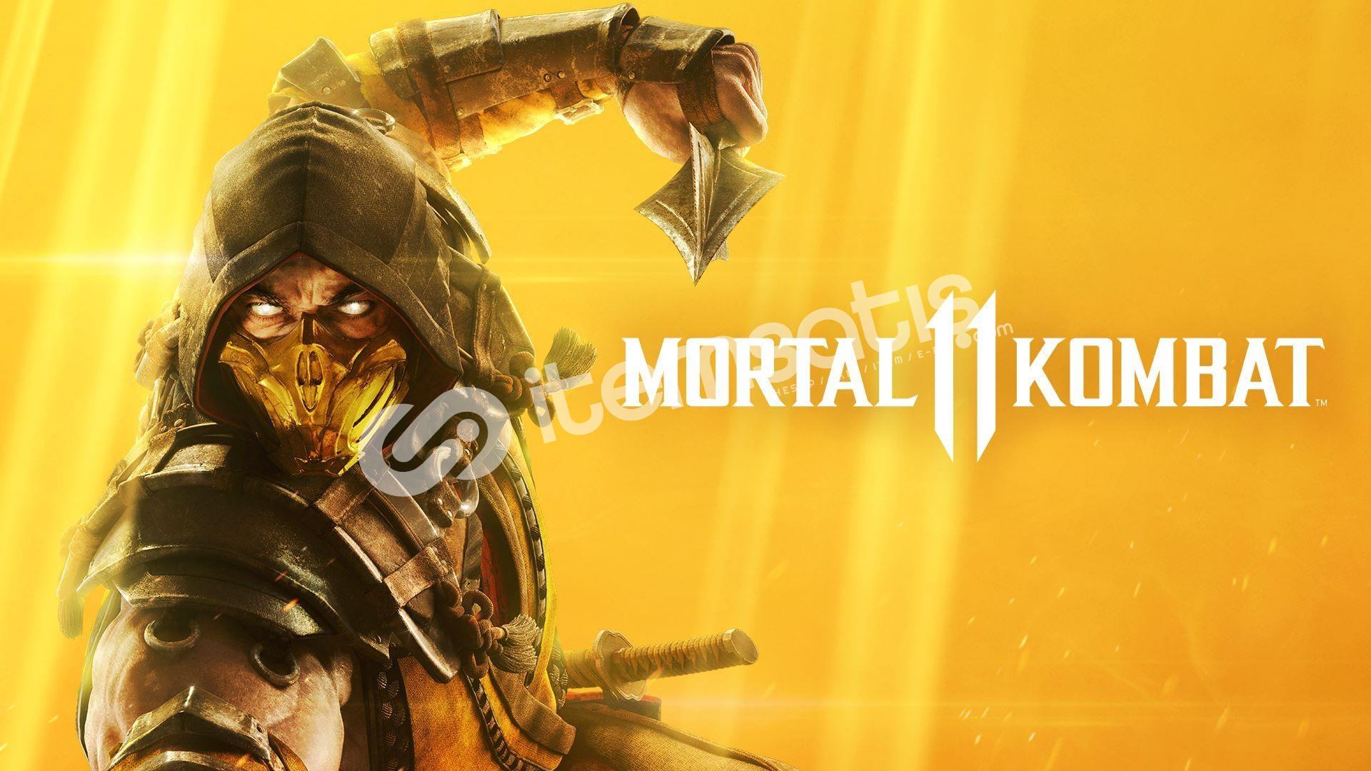 Mortal Kombat 11 + HEDİYE + GARANTİ