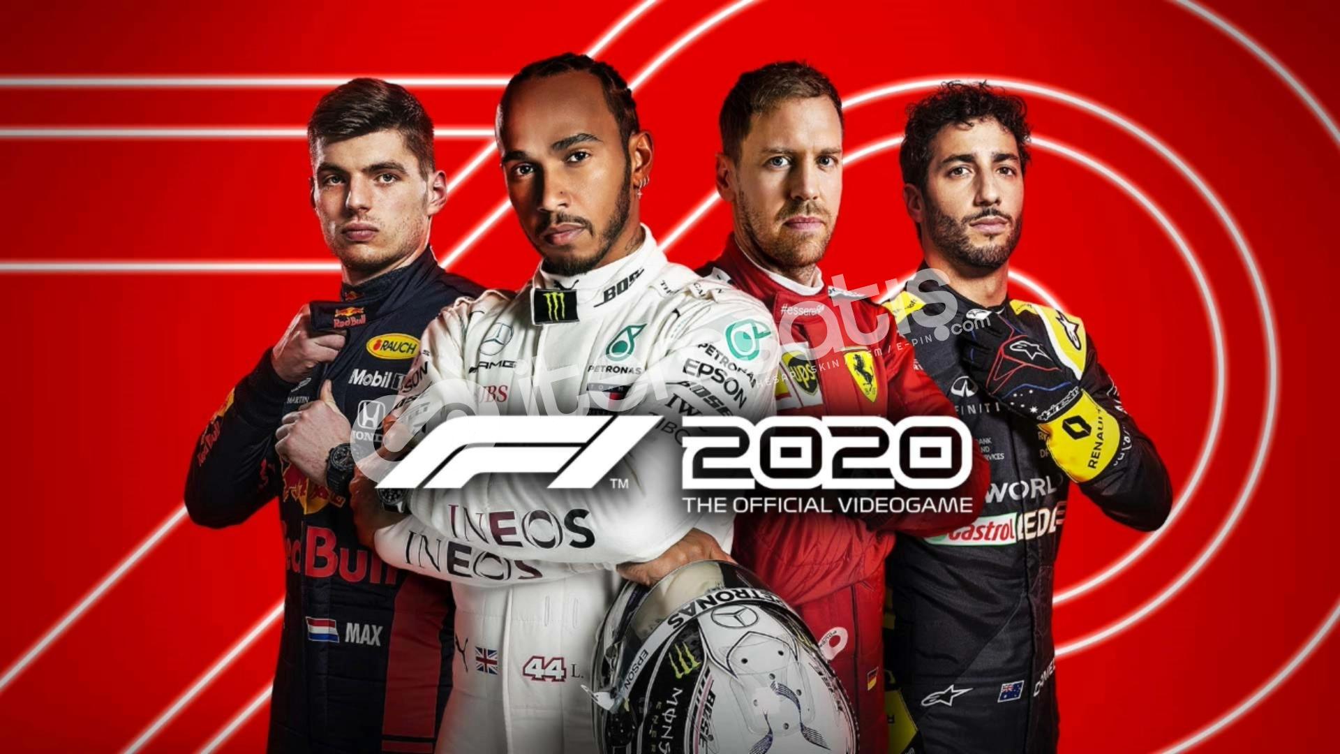 F1 2020 + HEDİYE + GARANTİ