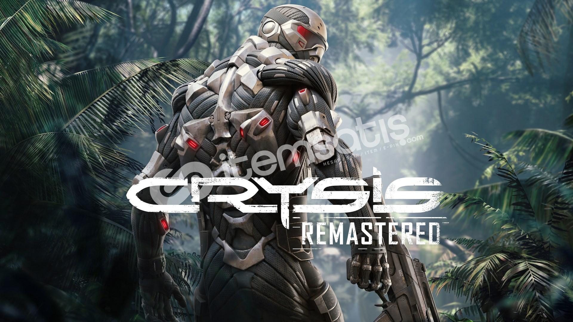 Crysis Remastered + HEDİYE + GARANTİ