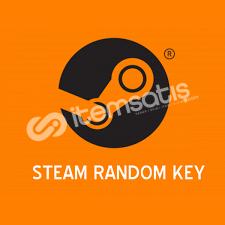 +4 TL Ve Üzeri Steam Random Key 1 ALANA 1 BEDAVA