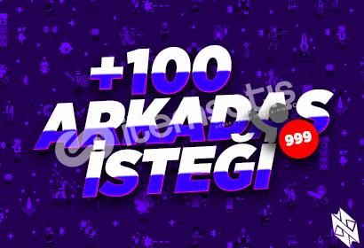 Discord +100 Arkadaşlık İsteği!