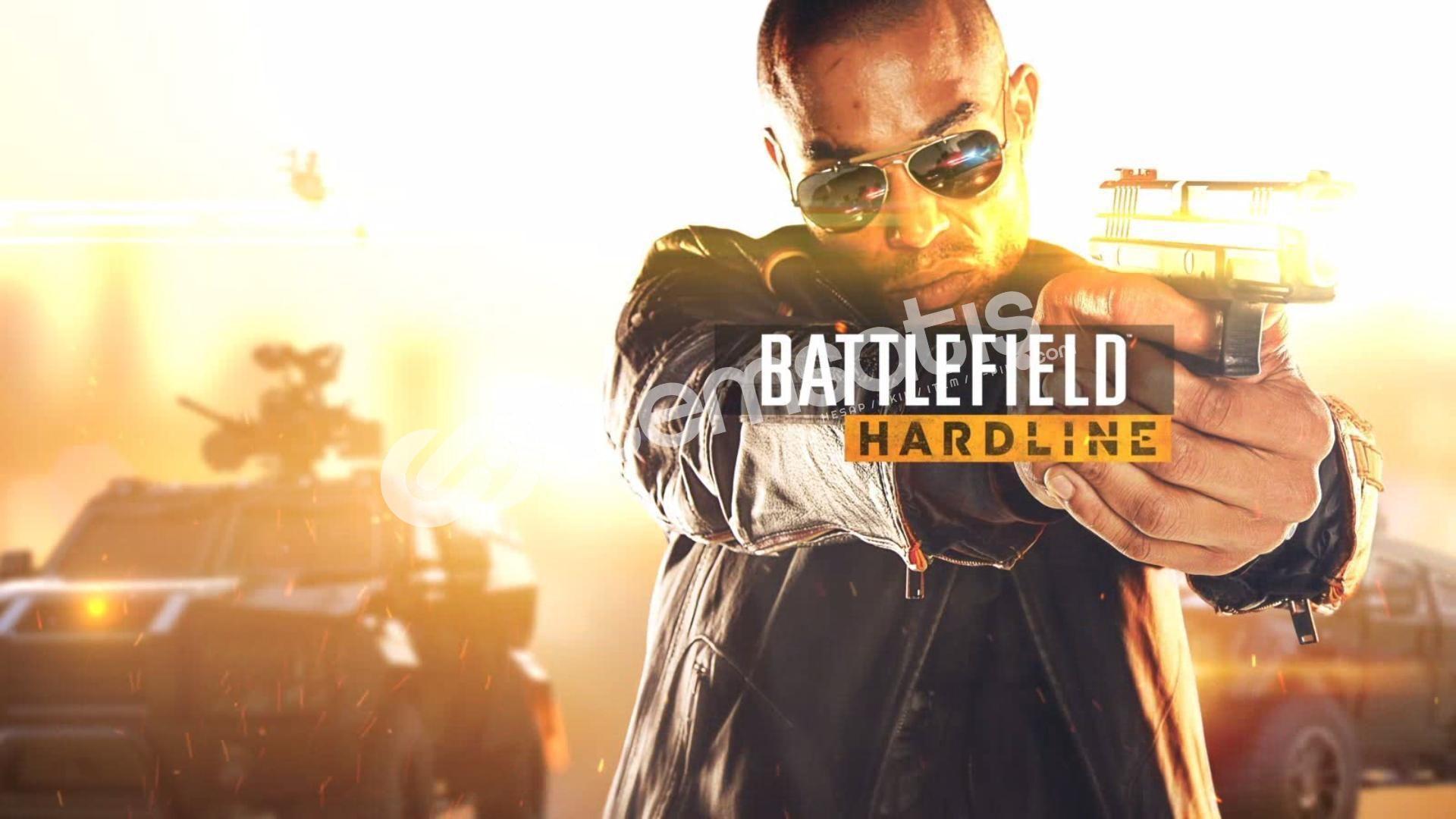 (ONLİNE) Battlefield Hardline + HEDİYE + GARANTİ
