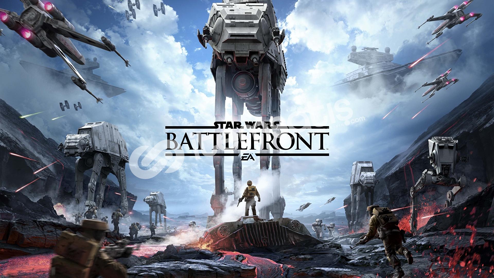 (ONLİNE) Star Wars Battlefront + HEDİYE + GARANTİ