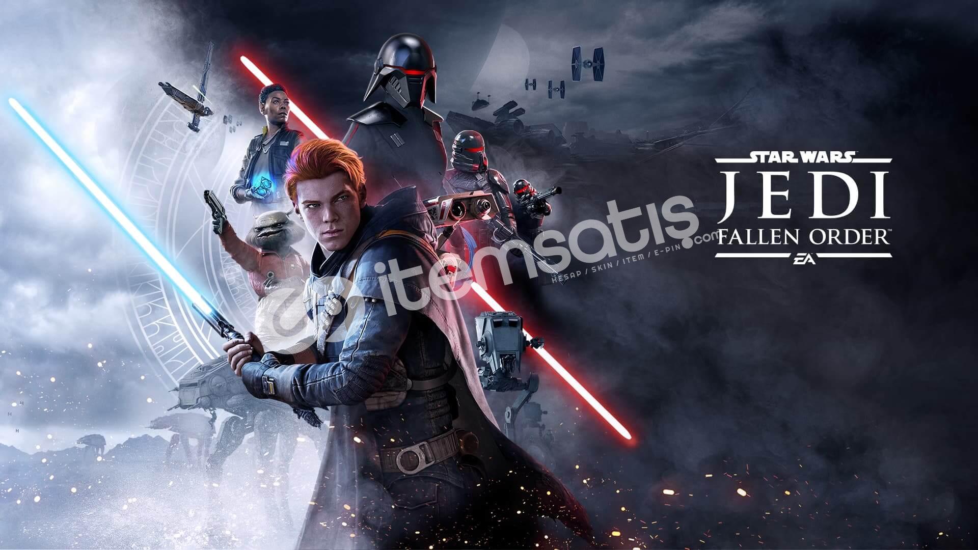 (ONLİNE) Star Wars Jedi Fallen Order + HEDİYE + GARANTİ