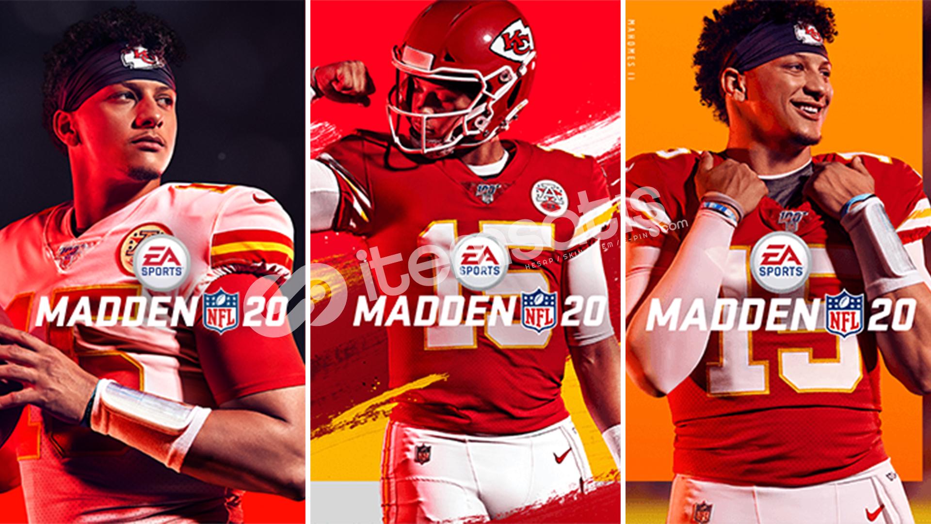 Madden NFL 20 + HEDİYE + GARANTİ