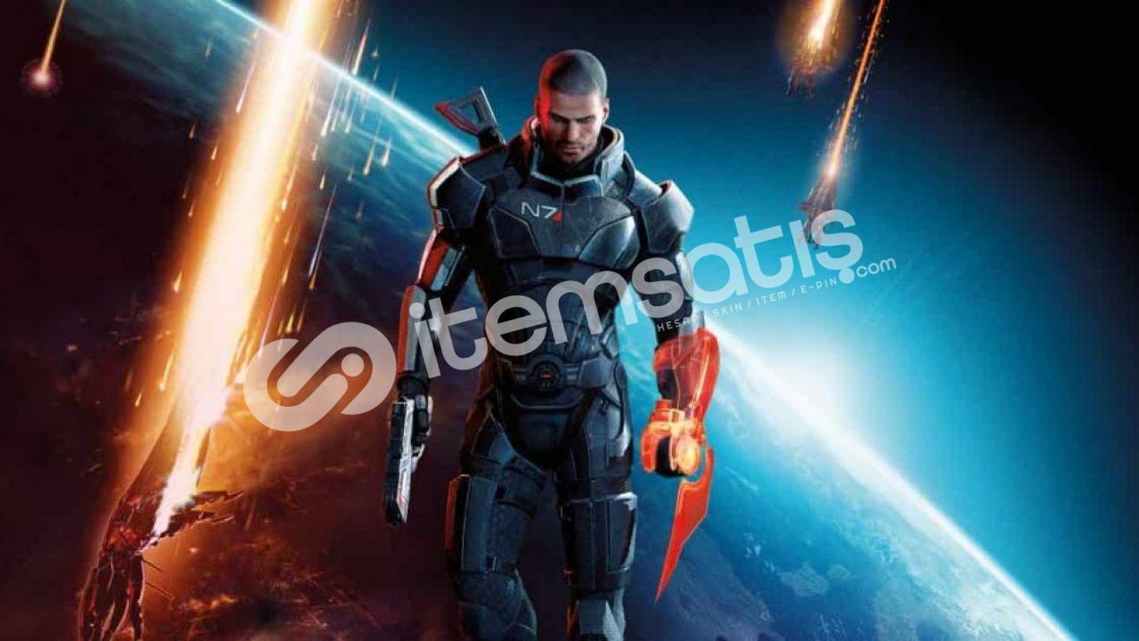 (ONLİNE) Mass Effect Trilogy + HEDİYE + GARANTİ