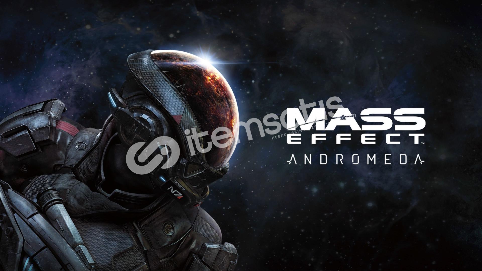 (ONLİNE) Mass Effect Andromeda + HEDİYE + GARANTİ