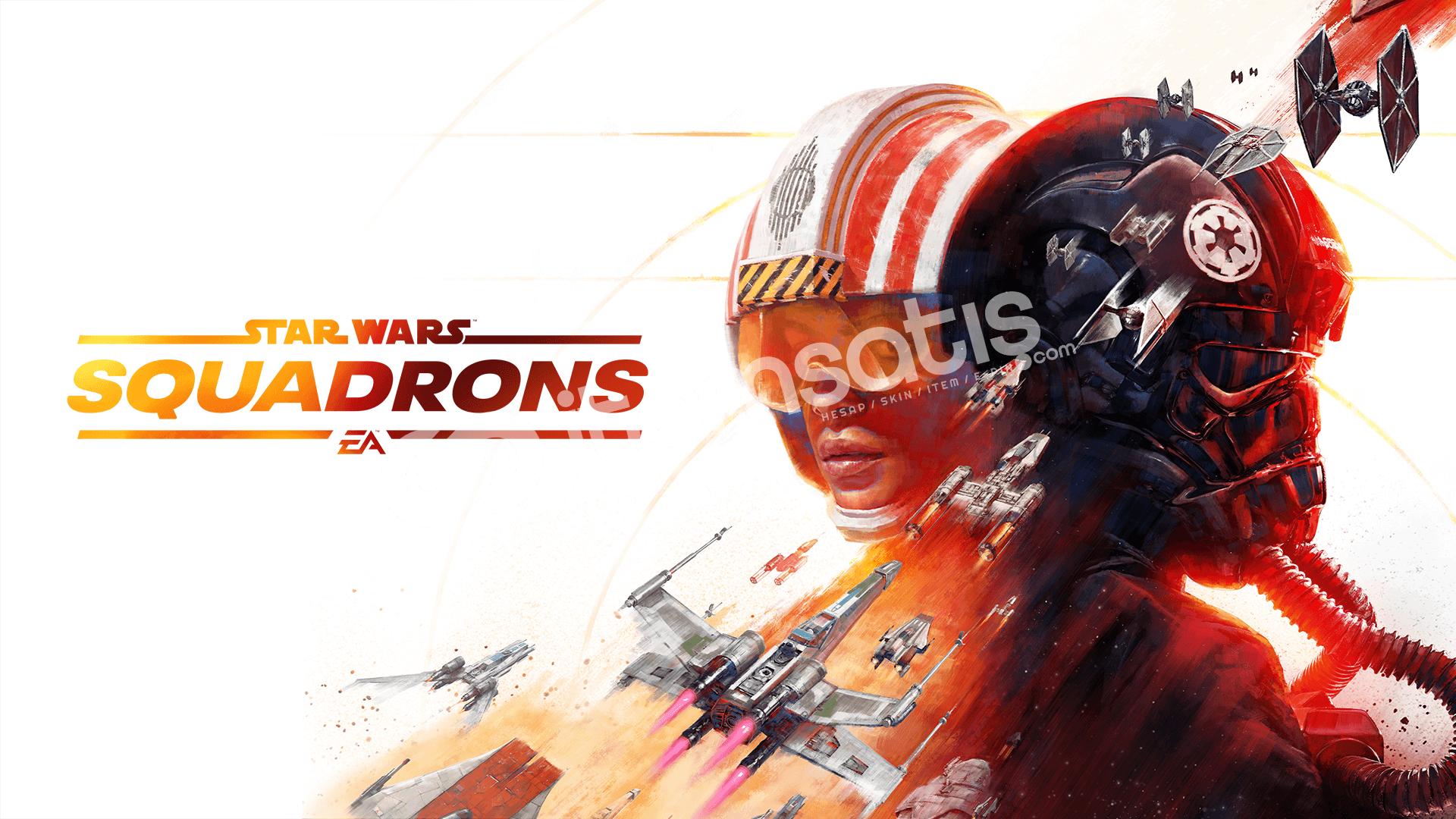 Star Wars Squadrons + HEDİYE + GARANTİ