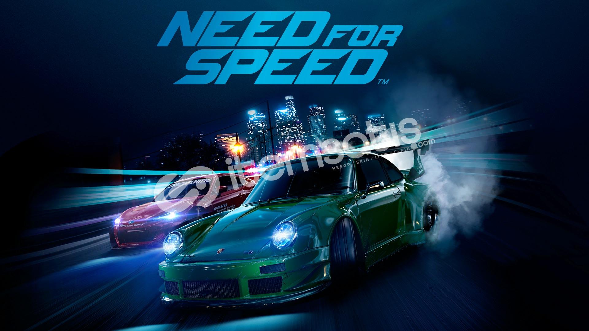 Need For Speed 2016 + HEDİYE + GARANTİ