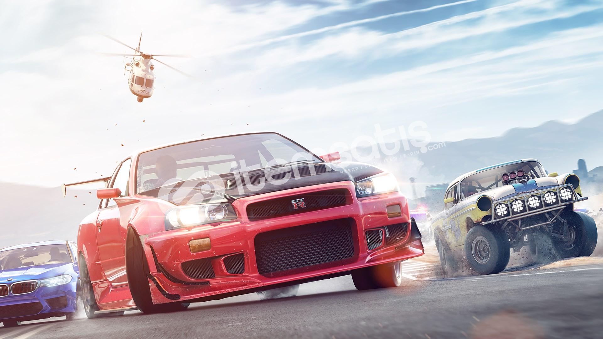 Need for Speed Payback Deluxe Edition + HEDİYE + GARANTİ