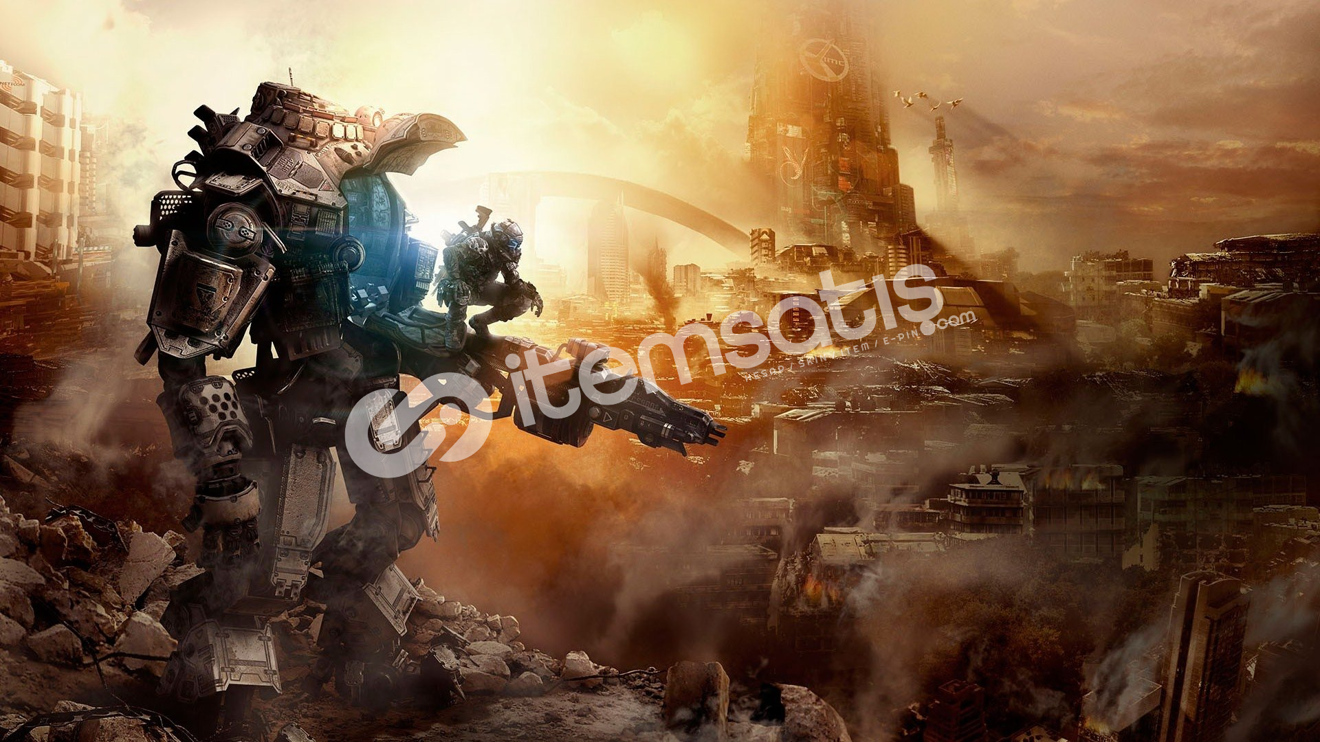 (ONLİNE) Titanfall + HEDİYE + GARANTİ