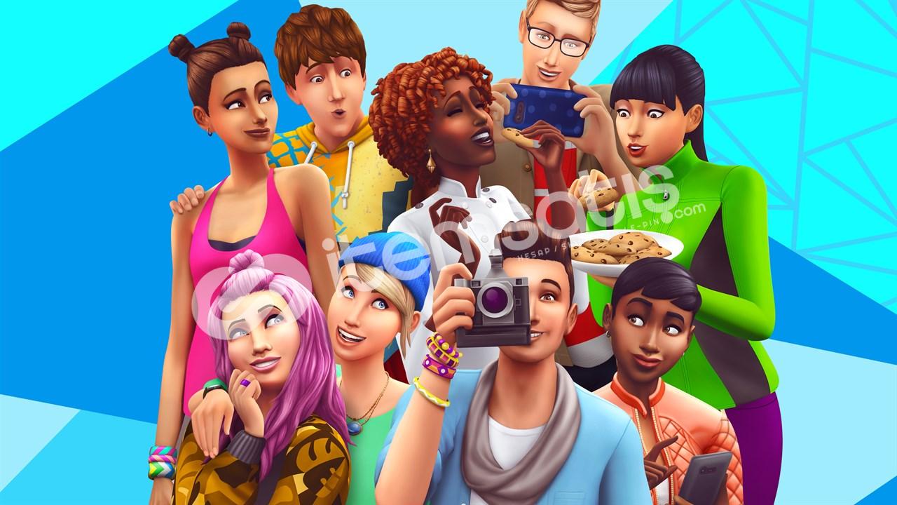 (ONLİNE) Sims 4 + HEDİYE + GARANTİ