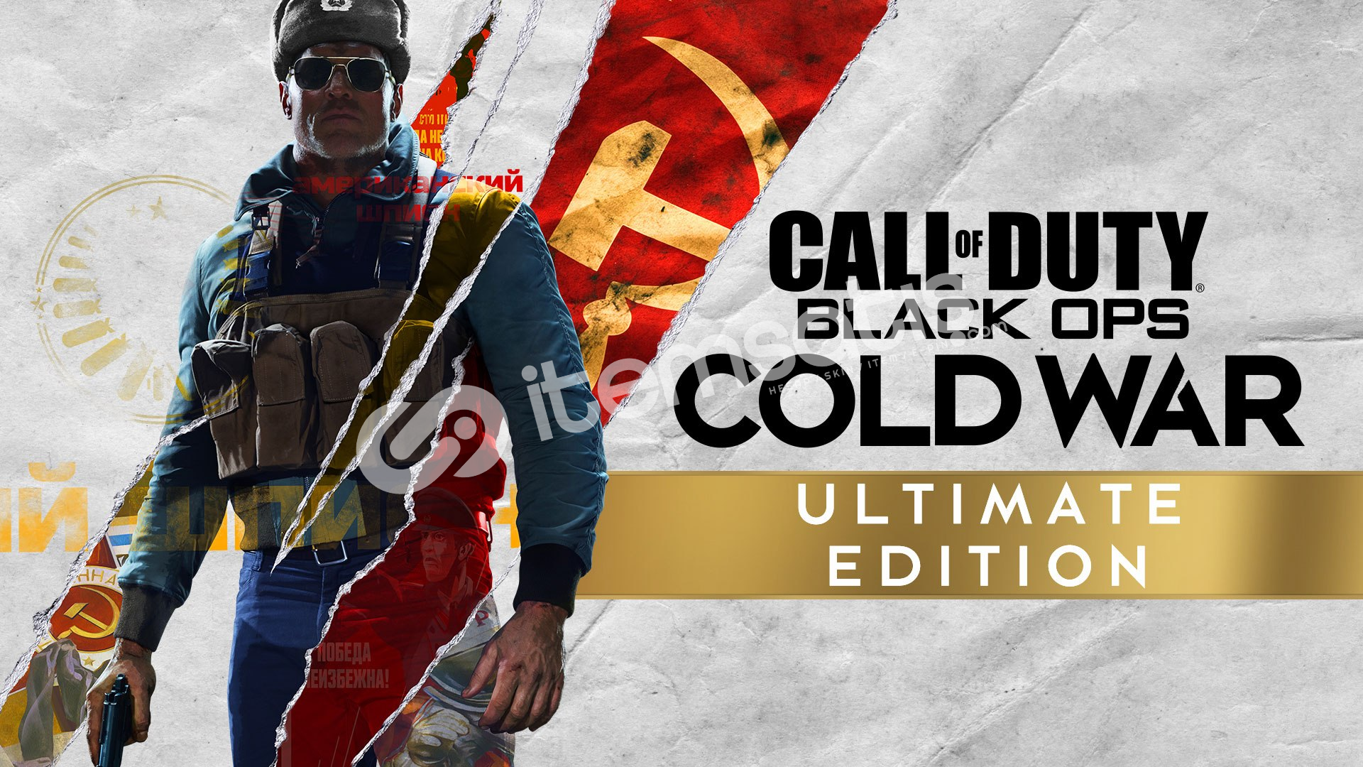 (ONLİNE) Call of Duty Black Ops Cold War Ultimate Edition