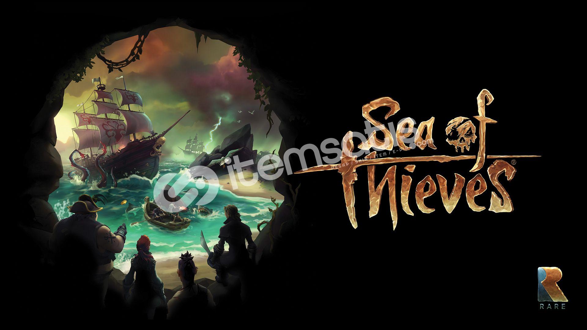 (ONLİNE) Sea Of Thieves + HEDİYE + GARANTİ
