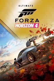 Forza Horizon 4 Ultimate + Bütün DLC