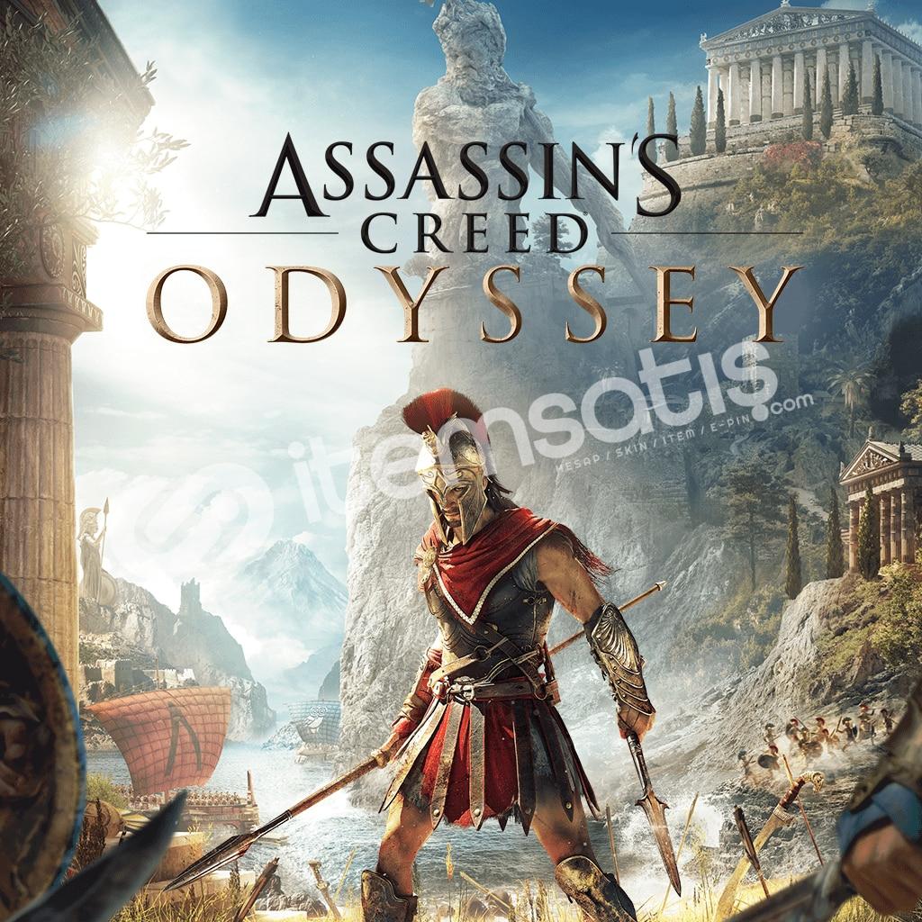 Assassin's Creed Odyssey (GEFORCE NOW DESTEKLİ)