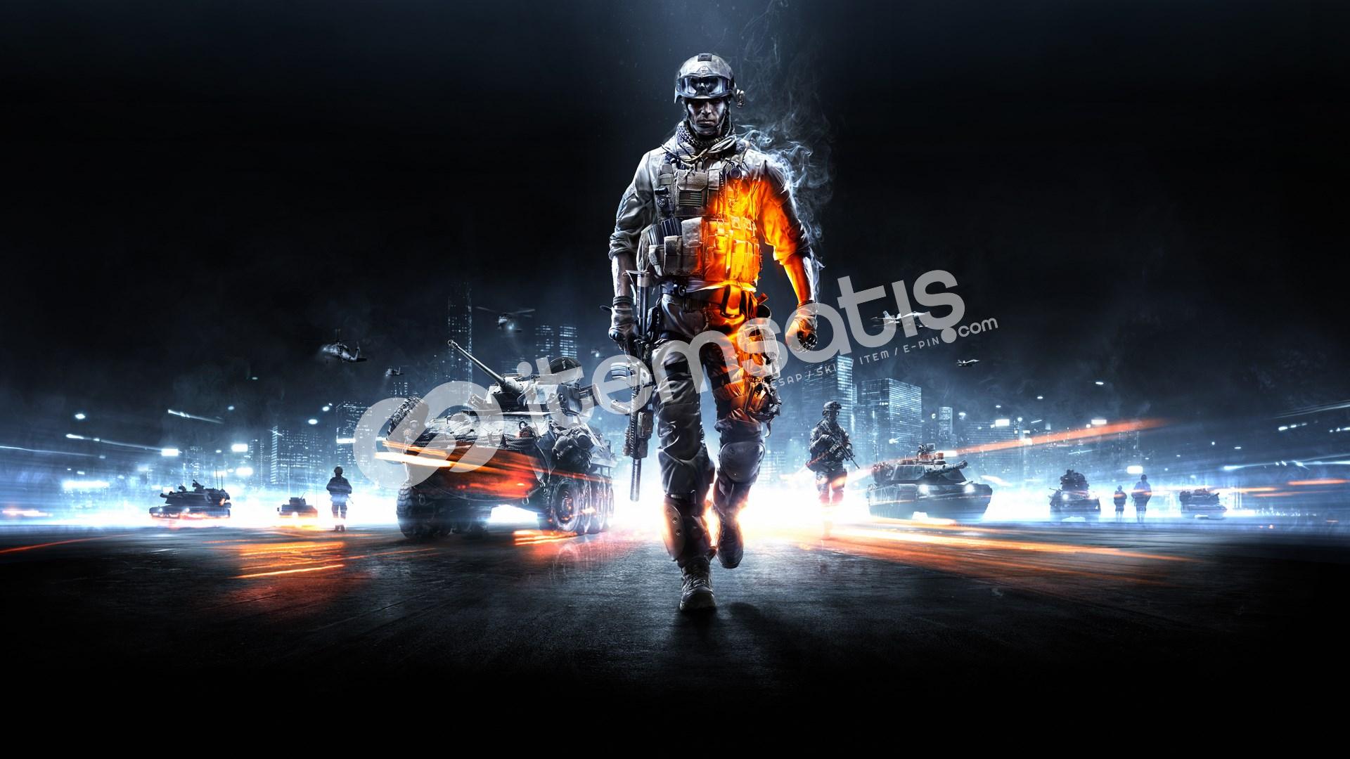 (ONLİNE) Battlefield 3 + HEDİYE + GARANTİ