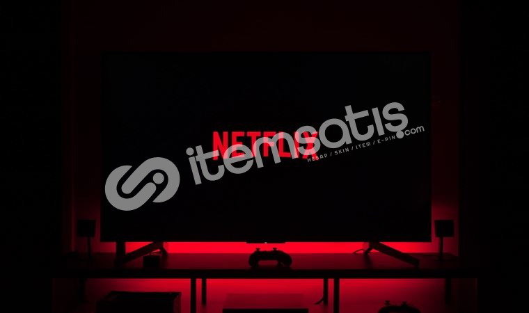 Netflix Premium Temel Paket