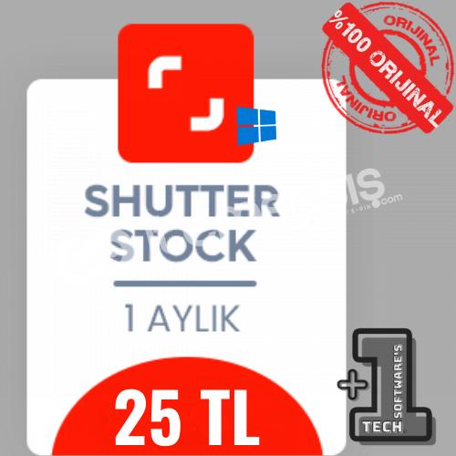 SHUTTER STOCK 1 AYLIK - 10 ADET DOWNLOAD