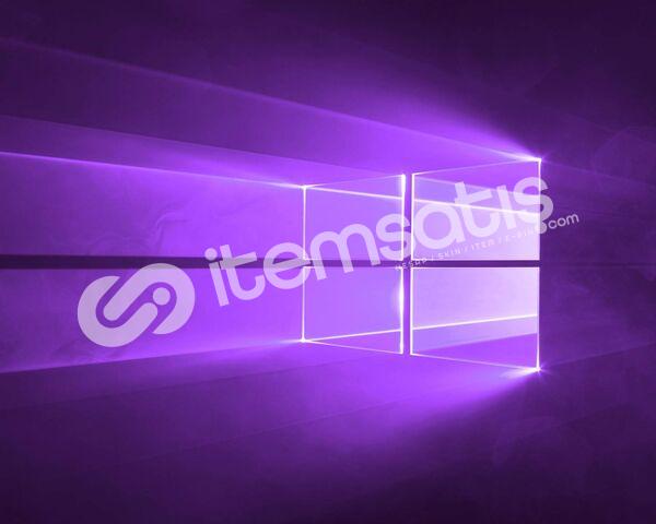 [HEDİYE VAR] Windows 10 Pro Key