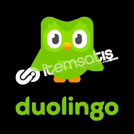 Duolingo Premium Plus +2 Hesap Hediye!